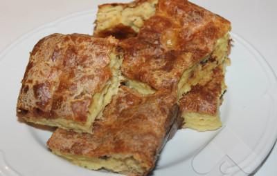 tortino di pasta a filo con latte e burro copy