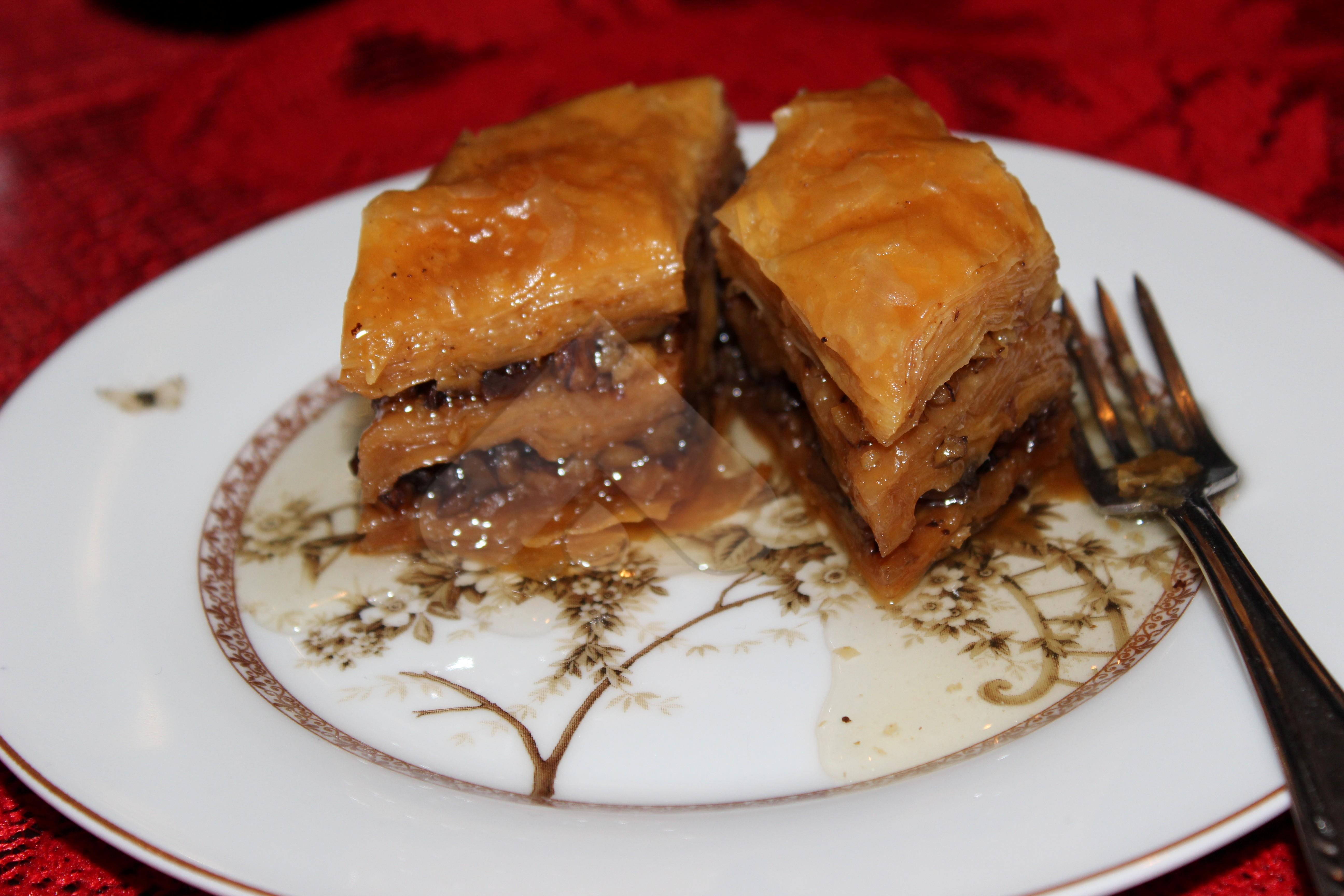 Bakllava turke adda 39 s all for Albanian cuisine kuzhina shqiptare photos