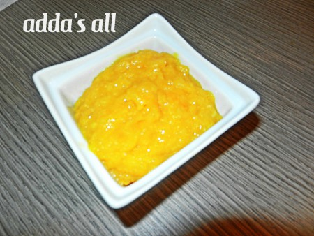 marmallata me portokalle