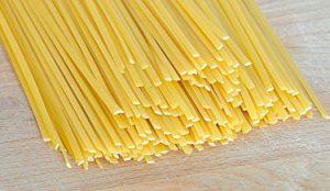 Bavette pasta